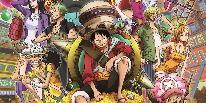 one piece stampede kino
